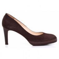 γυναικεία παπούτσια kαλογήρου private label-δέρμα καστόρι και δέρμα τελατίνι
