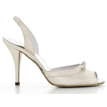 γυναικεία παπούτσια kαλογήρου private label-δέρμα σεβρώ σε προσφορά