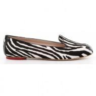 γυναικεία παπούτσια katie grand loves hogan-πόνυ ζέβρα