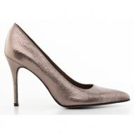 γυναικεία παπούτσια kαλογήρου private label-δέρμα τελατίνι