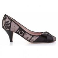 γυναικεία παπούτσια beverly feldman-δαντέλα