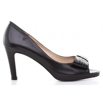 γυναικεία παπούτσια kαλογήρου private label-δέρμα τελατίνι και δέρμα λουστρίνι