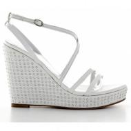 γυναικεία παπούτσια kαλογήρου private label-μαλακό δέρμα νάπα και ύφασμα  σατέν da8d1db0b66