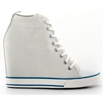μπότες dkny active-ύφασμα κανβάς σε προσφορά