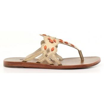 Παπούτσι πέδιλα geox-δέρμα τελατίνι μεταλιζέ με πέτρες « opo.gr e2cb20f09b5