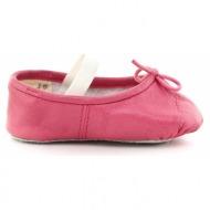παιδικά παπούτσια bloch-μαλακό δέρμα νάπα μεταλλιζέ