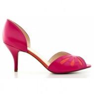 γυναικεία παπούτσια nine west-δέρμα τελατίνι