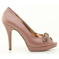γυναικεία παπούτσια nine west-μαλακό δέρμα νάπα