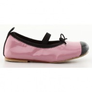 παιδικά παπούτσια bloch-δέρμα λουστρίνι