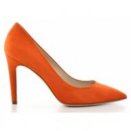 γυναικεία παπούτσια dei mille-δέρμα καστόρι
