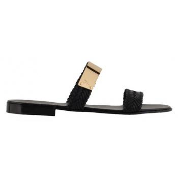 bb3d2d8d83e ανδρικά παπούτσια giuseppe zanotti-δέρμα τελατίνι και μέταλλο σε προσφορά
