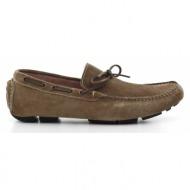 ανδρικά παπούτσια kαλογήρου men-δέρμα καστόρι