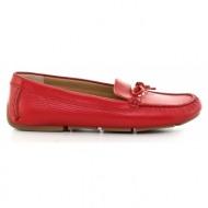 γυναικεία παπούτσια kαλογήρου private label-δέρμα τελατίνι γκοφρέ