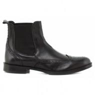 ανδρικά παπούτσια kαλογήρου men-δέρμα τελατίνι