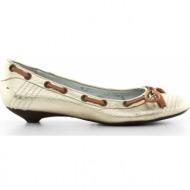 γυναικεία παπούτσια sachelle-δέρμα τελατίνι μεταλιζέ