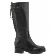 μπότες feng shoe-δέρμα τελατίνι