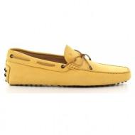 ανδρικά παπούτσια tod`s-δέρμα νούμπουκ