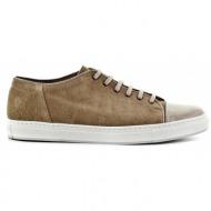 ανδρικά παπούτσια mr shoe by feng shoe-δέρμα καστόρι και δέρμα λουστρίνι