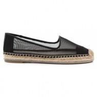 γυναικεία παπούτσια bcbg-ύφασμα και δέρμα τελατίνι
