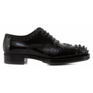 γυναικεία παπούτσια prada-δέρμα τελατίνι silk και τρούκς
